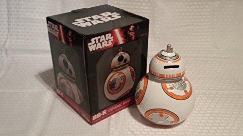 BB-8 Star Wars ceramic piggy bank