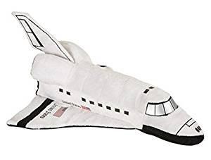 14 Space Shuttle Plush Stuffed Toy