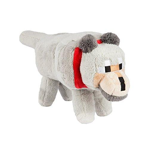 Minecraft 15 Wolf Plush Stuffed Toy