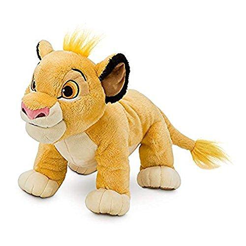 Cute 1pcs Sitting High 26cm Simba The Lion King Plush Toys Simba Soft Stuffed Animals Doll for Children Gifts Yellow