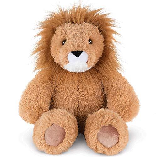 Vermont Teddy Bear Stuffed Lion - Lion Stuffed Animal Plush Toy for Kids Brown 18 Inch