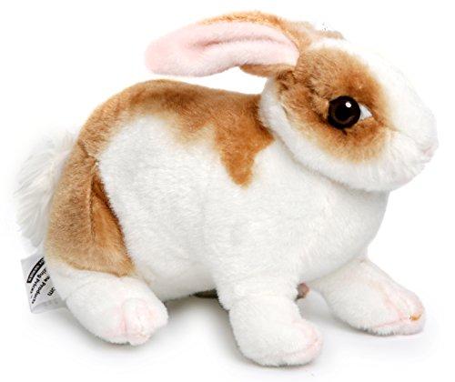 Robbie the Rabbit  11 Inch Realistic Stuffed Animal Plush Bunny  By VIAHART