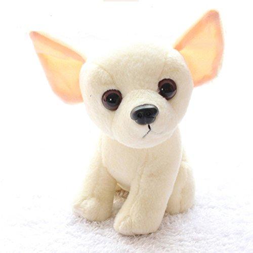 Stuffed Chihuahua Dog Puppy Toy Realistic Stuffed Animals