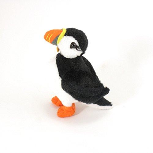 Wishpets 6 Puffin Plush Toy Stuffed Animal