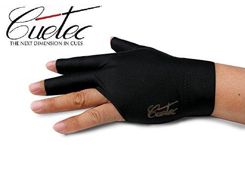 Brand New Black Good Quality Cuetec Billiard Glove Pool Accessory-- Billiard Cue Stick Glove-wear on the Left Handbuy Three GET ONE Free