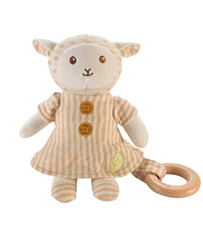 EverEarth 20cm Soft Plush Cuddle Lamb Teddy Toy EE33699