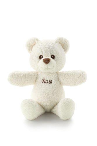 Trudi Cremino Ivory Teddy Bear Plush Toy Small