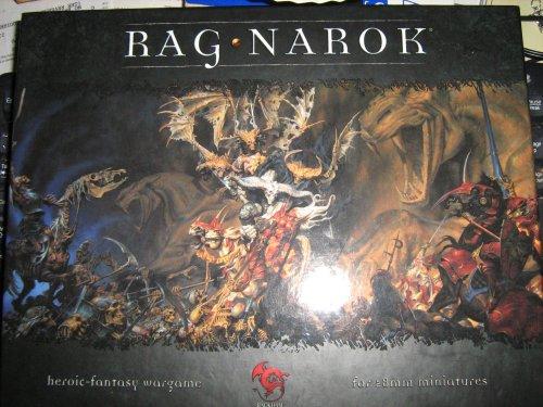 Rag Narok Fantasy Miniatures Wargame Starter Box Ragnarok