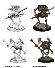 Dungeons Dragons Nolzur`s Marvelous Unpainted Miniatures Monodrone Duodrone