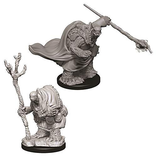 Dungeons Dragons Nolzur`s Marvelous Unpainted Miniatures W9 Tortles Adventurers