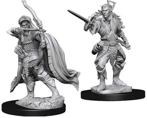 Dungeons Dragons Nolzurs Marvelous Miniatures - Male Elf Rogue