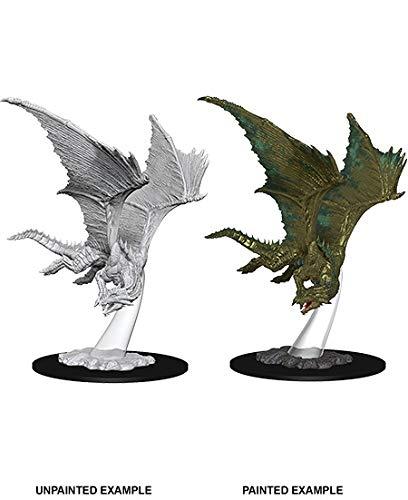 WizKids D&D Nolzurs Marvelous Miniatures Young Bronze Dragon