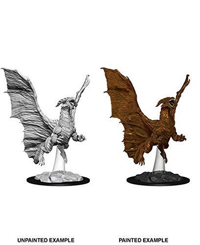 WizKids D&D Nolzurs Marvelous Miniatures Young Copper Dragon