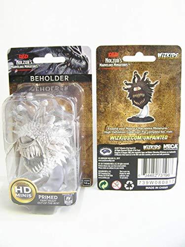 WizKids Dungeons Dragons Nolzurs Marvelous Unpainted Miniatures Beholder
