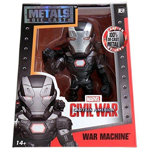 Metals Marvel 4 inch Classic Figure - War Machine M59