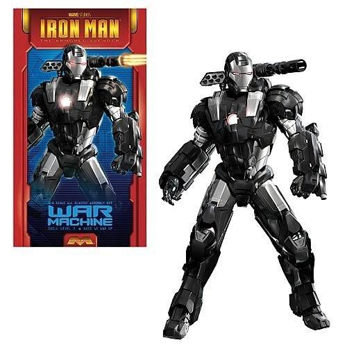 Moebius War Machine 18 Scale Model Kit