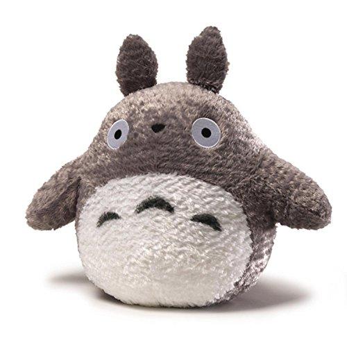 14 Grey Fluffy Big Totoro Soft Plush Childrens Stuffed Animal Toy