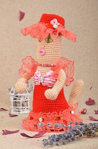 Handmade Soft Toy Crochet Toys Gift Ideas For Children Stuffed Animals