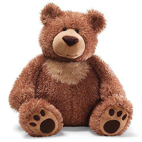 Gund Slumbers Teddy Bear Stuffed Animal Light Brown 13 inch
