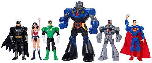 DC Comics Justice League Heroes Unite Action Figure 6-Pack
