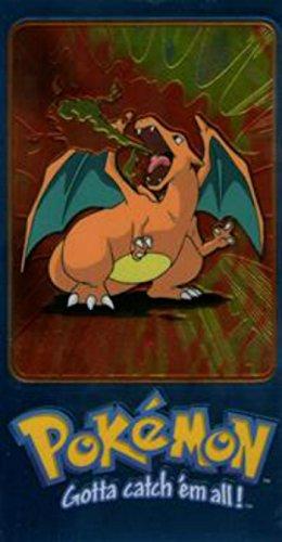 Pokemon Card - Charizard 5 - Topps Series 2 - Oversized Tin Topper