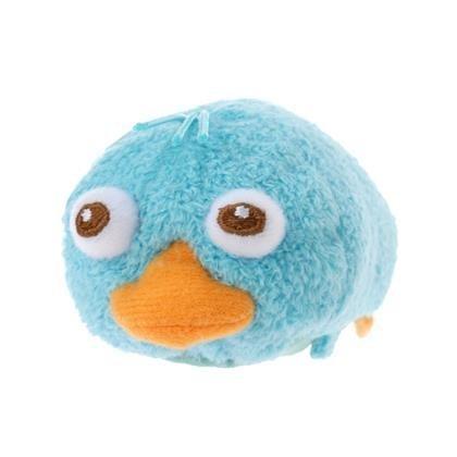 New Disney Store Mini 35 S Tsum Tsum Perry The Platypus Plush Doll Phineas Ferb by Disney
