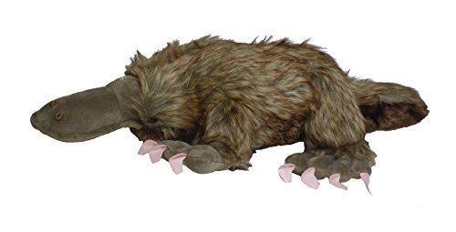 Wildlife  Domestic Animals  Platypus with Webbed Feet 18 Plush Stuffed Animal Toy