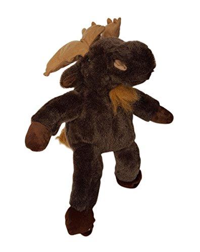Cuddly Soft 16 inch Stuffed MooseWe stuff emyou love em