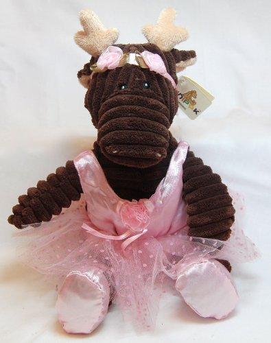 Kordy Jr Stuffed Moose by Unipak - 12