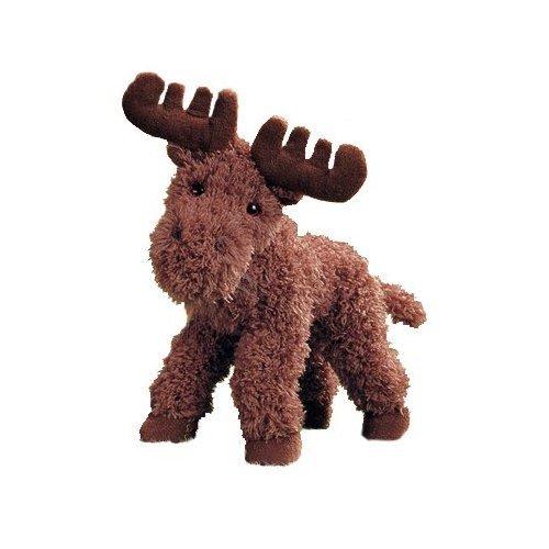 Plush 7 Inch Morie Junior Stuffed Moose by Gund
