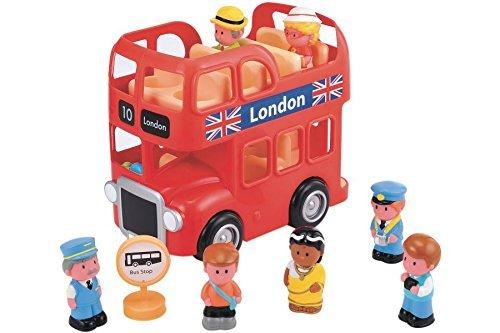 ELC HappyLand London Bus Set by HappyLand