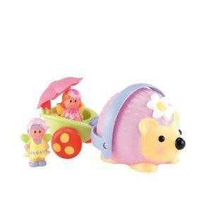 ELC HappyLand Wobble Along Hedgehog by HappyLand