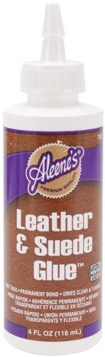 Aleenes Leather Suede Glue 4oz
