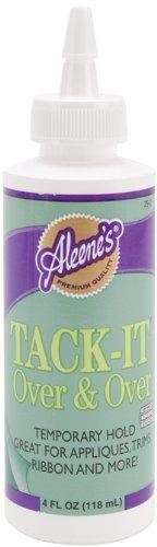 Aleenes Tack-It Over Over Liquid Glue 4oz