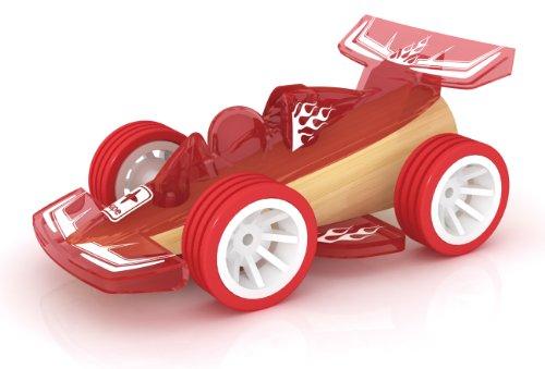 Hape - Mighty Mini - Racer Bamboo Toy Car