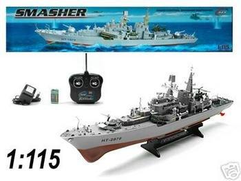 31 RC HT-2879 Destroyer War Ship