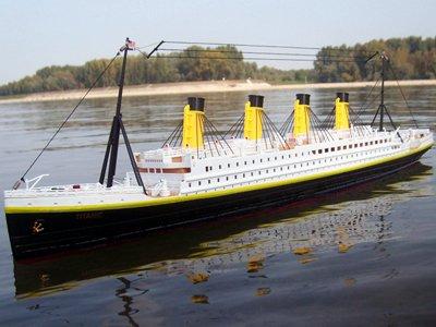 RC RMS TITANIC 1325 RC BOAT RC SHIP Ready to Run RTR