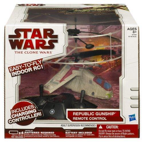 Star Wars Indoor Flying RC - REPUBLIC GUNSHIP