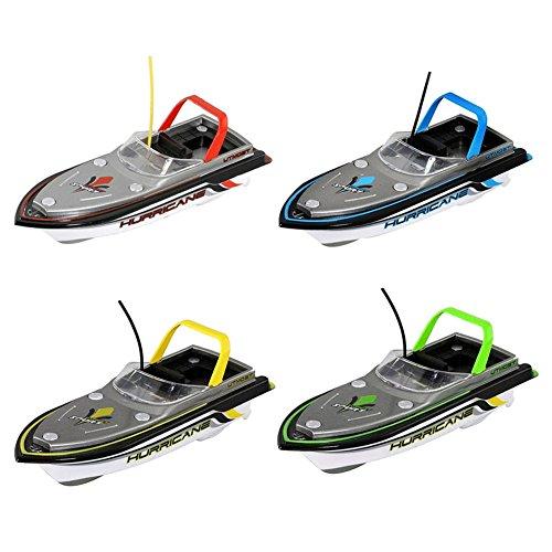 Chinatera New 777-218 13CM Mini Wireless Remote Control Submarine RC Boat Toy for Children Kid Color Random