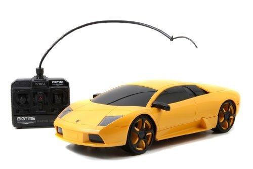 Jada Full Function Radio Control LAMBORGHINI MURCIELAGO LP 640 TOY CAR RC Rollers