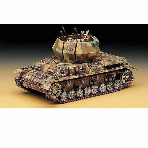 Academy 13236 Flakpanzer ¢ô Wirbelwind German 135 Tank Plastic Hobby Model Kit ITEMG839GJ UY-W8EHF386599