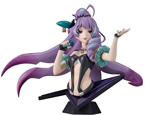 Bandai Hobby Figure-rise Bust Mikumo Guynemer Macross Delta Action Figure