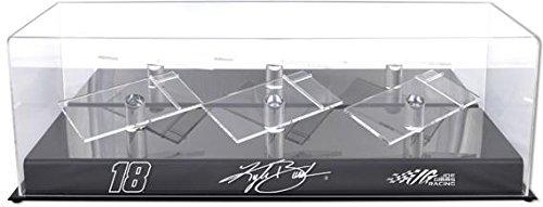 Kyle Busch 124th Die Cast Three Car Display Case
