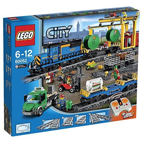 LEGOÂ RC Train Set 60052 Cargo Train