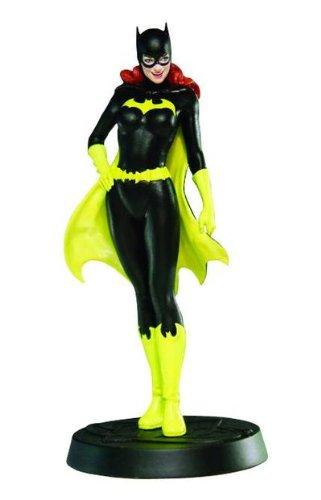 Batgirl 95 Eaglemoss Lead Figurine and Dc Comics Super Hero Collection Magazine
