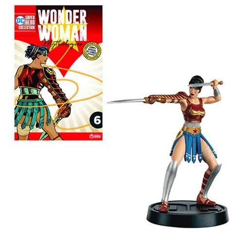 Eaglemoss DC Super Hero Collection Wonder Woman Mythologies 06 Divine Armor Figurine