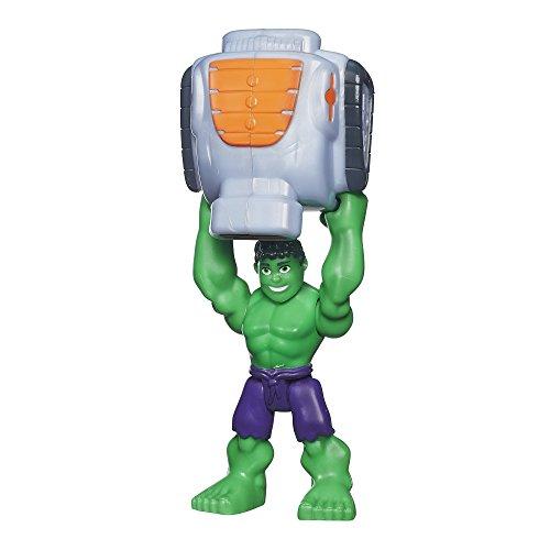 Playskool Heroes Marvel Super Hero Adventures Hulk Smash