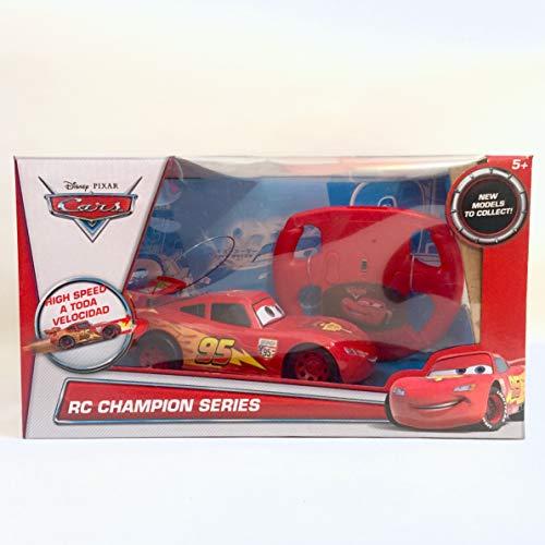 Cars RC Champion Series Remote Control Car World Grand Prix Lightning McQueen