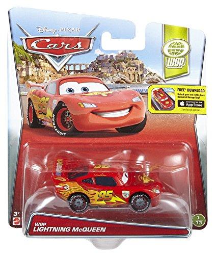 DisneyPixar Cars WGP Lightning McQueen Cars 2 Vehicle