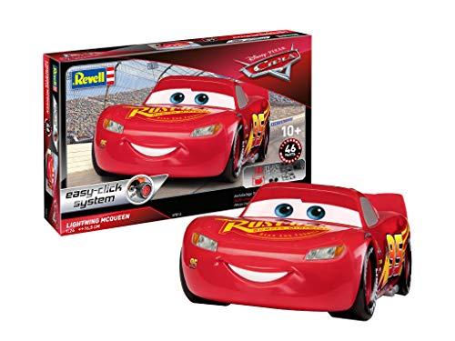 Revell 07819 Disney Pixar Cars Lightning McQueen 124 Scale Easy kit